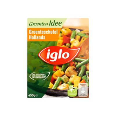 Iglo Groenten Idee Groenteschotel Hollands