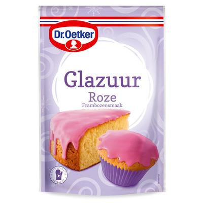 Dr. Oetker Glazuur roze