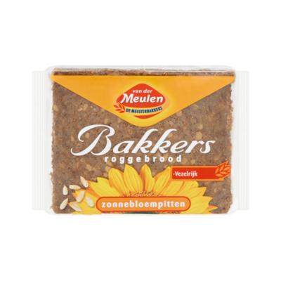 Van Der Meulen Bakkers Roggebrood Zonnebloempitten