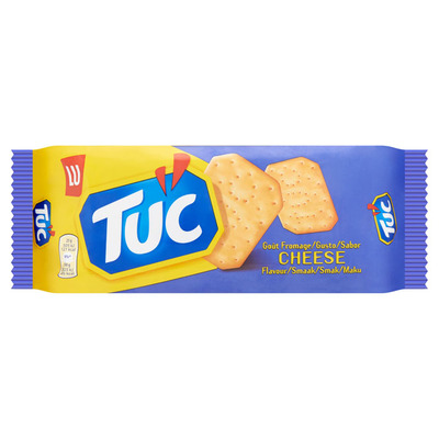 LU Tuc crackers cheese