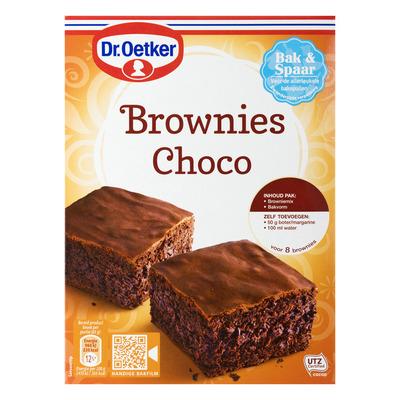 Dr. Oetker Brownies choco