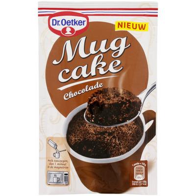 Dr. Oetker Mug cake chocolade