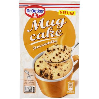 Dr. Oetker Mug cake stracciatella