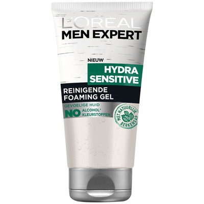 L'Oréal Men expert hydra sensitive clean