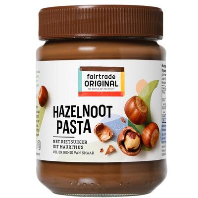 Fairtrade Original Hazelnootpasta