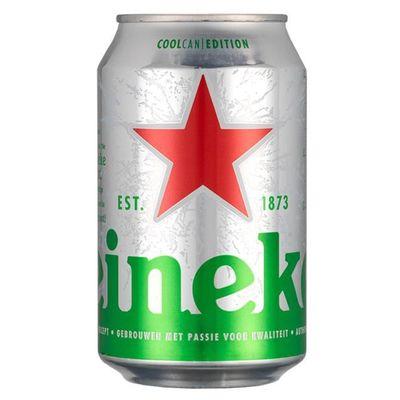 Heineken Bier Coolcan Blik