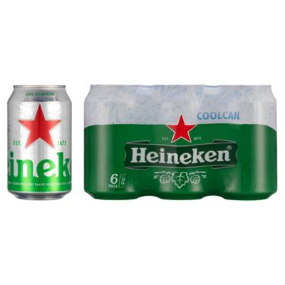 Heineken Premium Pilsener Coolcan Blikken