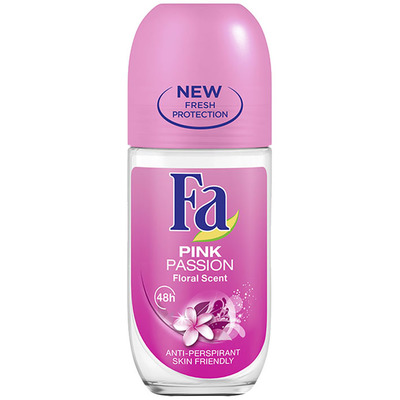 Fa Pink passion deo roller