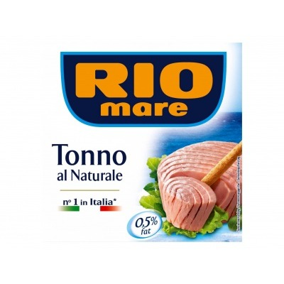 Rio Mare Tonno all naturale