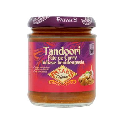 Patak's Original Tandoori Indiase Kruidenpasta