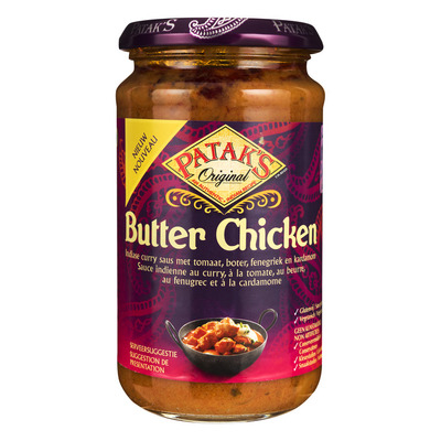 Patak's Butter chicken saus