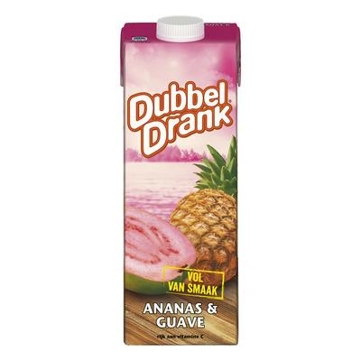 Dubbeldrank Ananas-guave