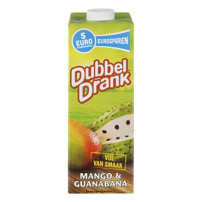 Dubbeldrank Mango-guanabana