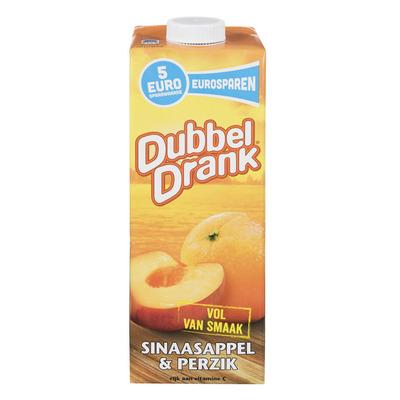 Dubbeldrank Sinaasappel-perzik