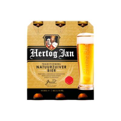 Hertog Jan Traditioneel Natuurzuiver Bier Flessen