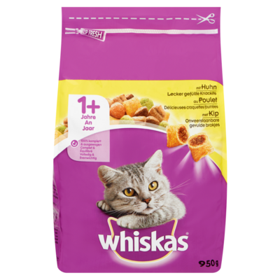 Whiskas Adult kip + 150 gram