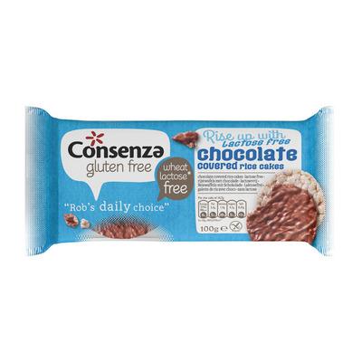 Consenza Rijstwafels met chocolade