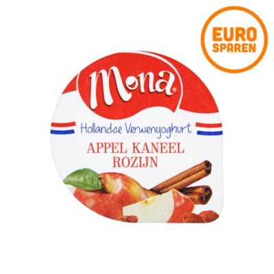 Mona Yoghurt Appel Kaneel Rozijn