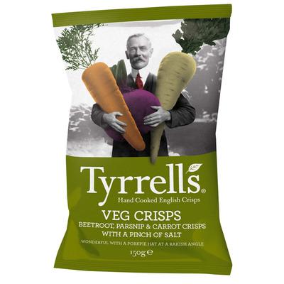 Tyrrells Mixed root vegetables