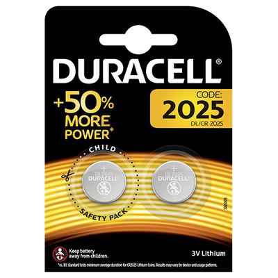 Duracell MN21 alkaline batterijen 2 stuks