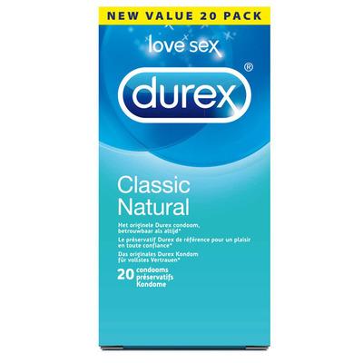 Durex Classic naturel