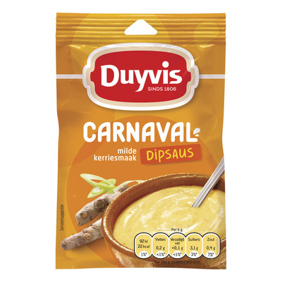 Duyvis Dipsaus mix carnaval