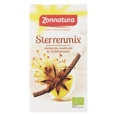 Zonnatura Sterrenmix thee