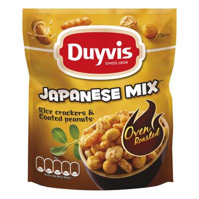 Duyvis Oven roasted Japanse borrelmix