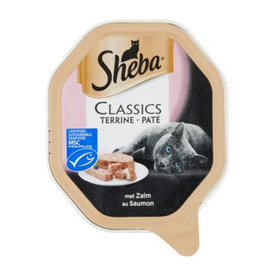 Sheba Classics Paté met Zalm