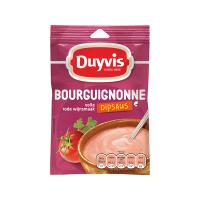 Duyvis Dipsausmix Bourguignonne Dipsaus Volle Rode Wijnsmaak