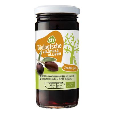 Huismerk Biologisch Kalamata olijven zonder pit