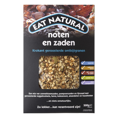 Eat Natural Ontbijtgranen noten-zaden