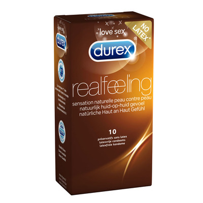 Durex real feeling condooms