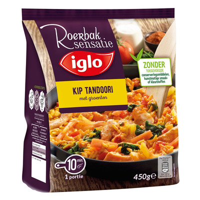 Iglo Kip tandoori