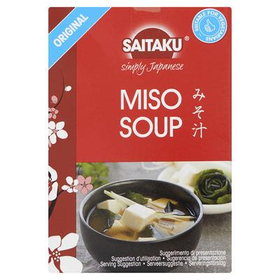 Saitaku Miso soup