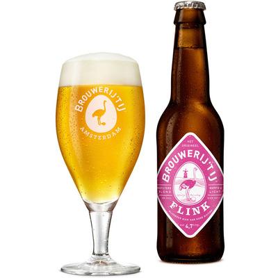 Brouwerij 't IJ Flink blond