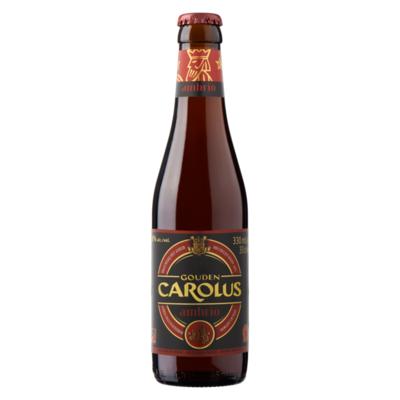 Gouden Carolus Ambrio Fles