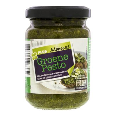 Huismerk Moment Pesto groen
