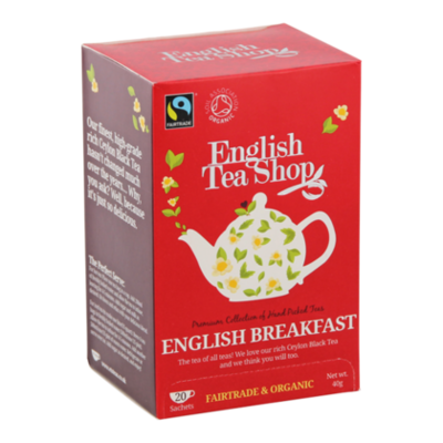 English Tea Shop English Breakfast