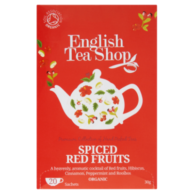 English Tea Shop Spiced Red Fruits