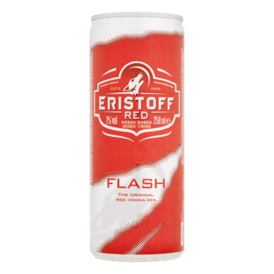 Eristoff Red Flash
