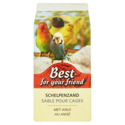 Best For Your Friend Schelpenzand met anijs