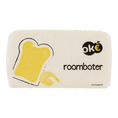 OKE Roomboter ongezouten