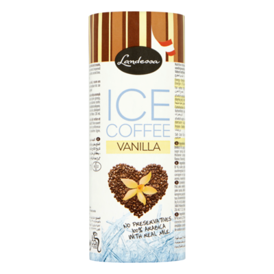 Landessa Ice Coffee Vanilla