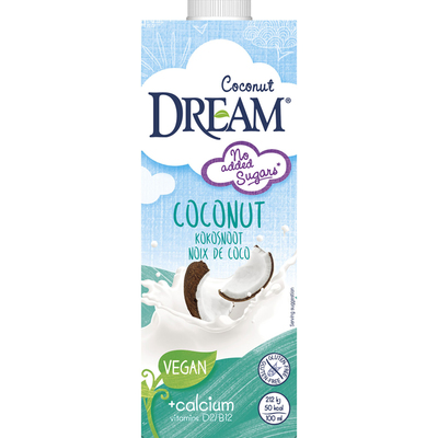 Dream Coconut original + calcium