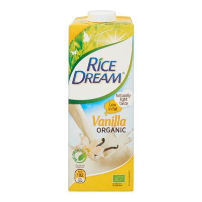 Dream Rice Vanilla Bio-Organic