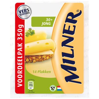 Milner Jong 30+ plakken grootverpakking