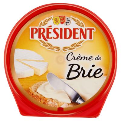 Président Crème de Brie Kaas 125 g