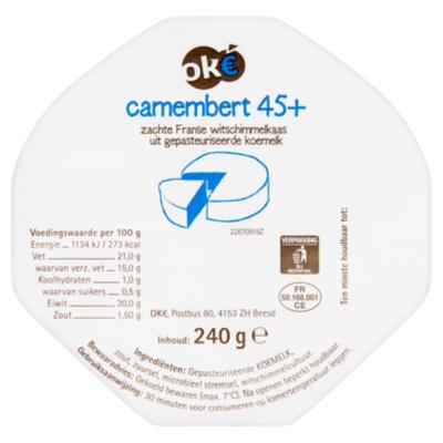 Budget Huismerk Camembert