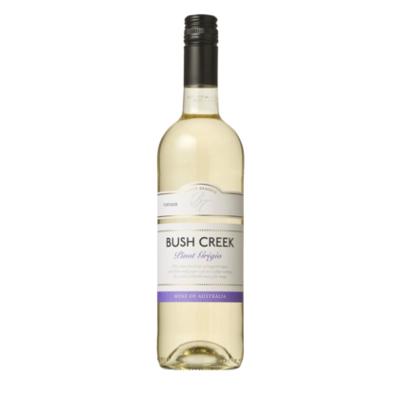 Bush Creek Pinot Grigio